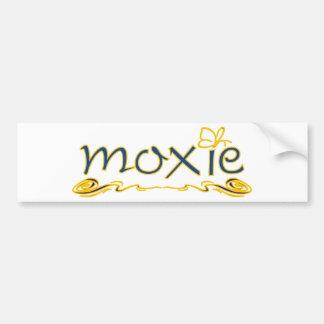 Moxie Bumper Stickers