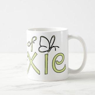 Moxie courage coffee mug