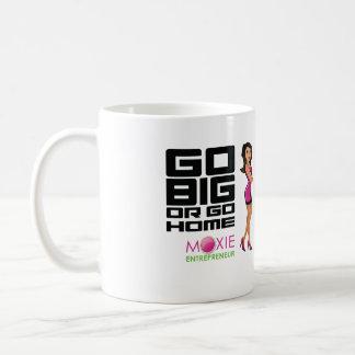 Moxie Go Full Throttle Coffee Mug