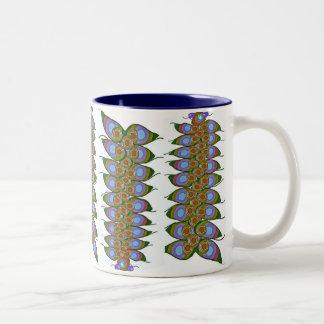 Moxie in Chameleon Blue Mug