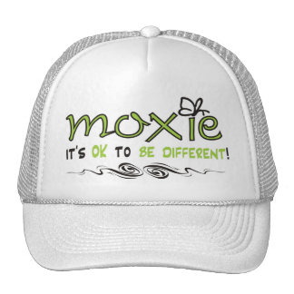 Moxie - It's OK to BE DIFFERENT! Trucker Hat