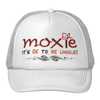 Moxie - It's OK to BE UNIQUE! Trucker Hat