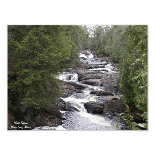 Moxie Stream 10x14 Photoprint Photo Print