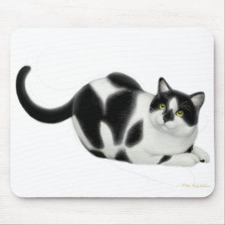 Moxie the Cat Mousepad