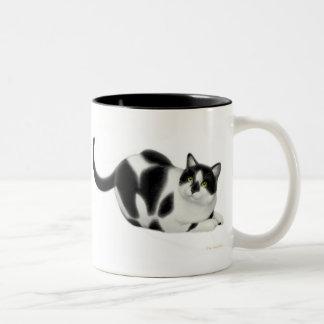 Moxie the Cat Mug
