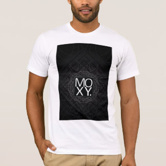 MOXY - ISSUE1 Black T-Shirt