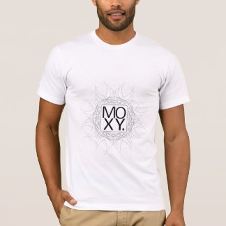 MOXY - ISSUE1 Inverted T-Shirt