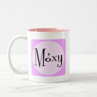 Moxy Two-Tone Coffee Mug