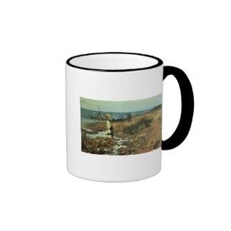 Moyes Bay, Beaumaris, Victoria Ringer Mug
