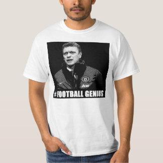 Moyes # genio del fútbol playera