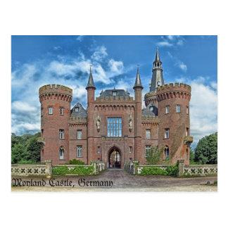 Moyland Castle Germany Postcard
