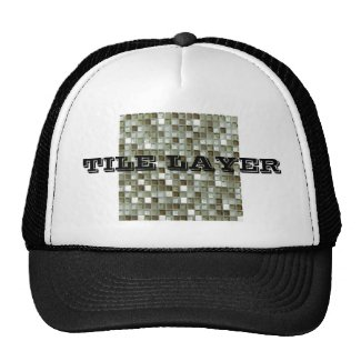 MOZAIC TILING TRUCKER HAT