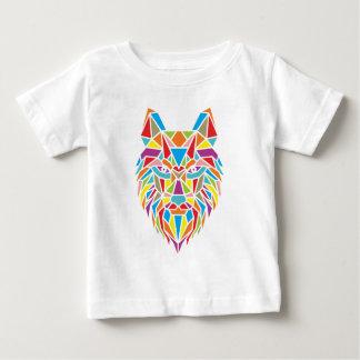 mozaic wolf infant t-shirt