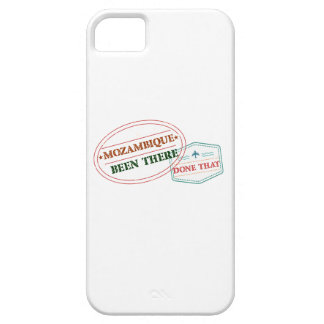 Mozambique Been There Done That iPhone SE/5/5s Case