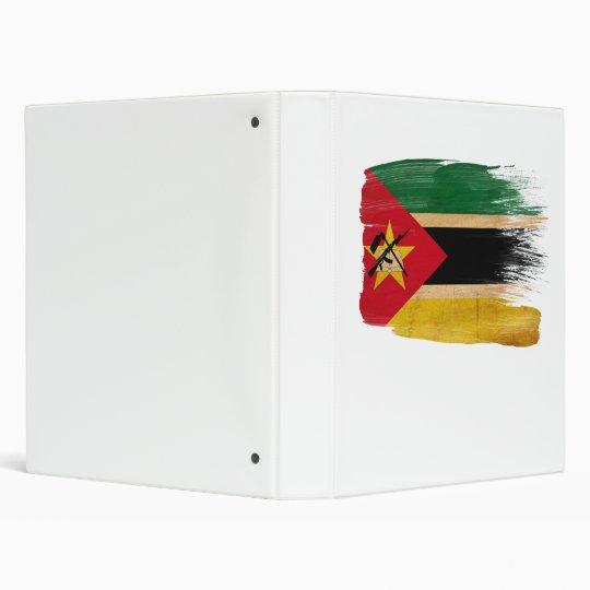 Mozambique Flag Binder