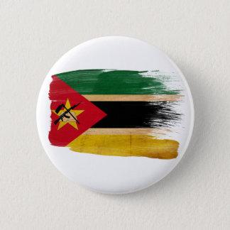 Mozambique Flag Button