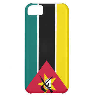 Mozambique Flag Case For iPhone 5C