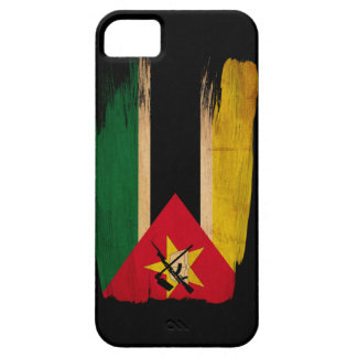 Mozambique Flag iPhone SE/5/5s Case