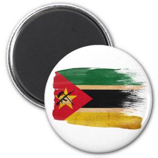 Mozambique Flag Magnets