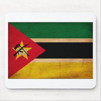 Mozambique Flag Mouse Pad