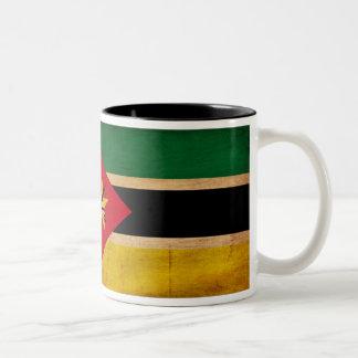 Mozambique Flag Mug