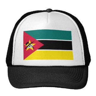 mozambique mesh hats