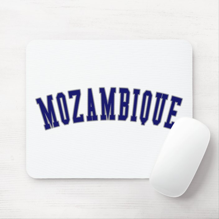 Mozambique Mousepad