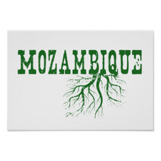 Mozambique Roots Poster