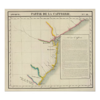 Mozambique, Suráfrica 52 Póster