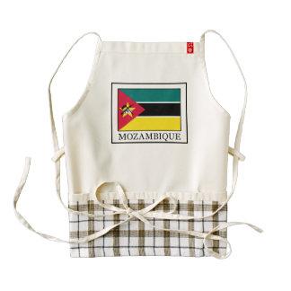 Mozambique Zazzle HEART Apron