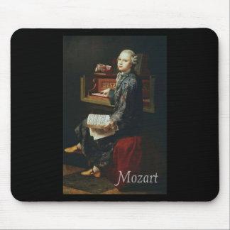 Mozart Alfombrilla De Ratones