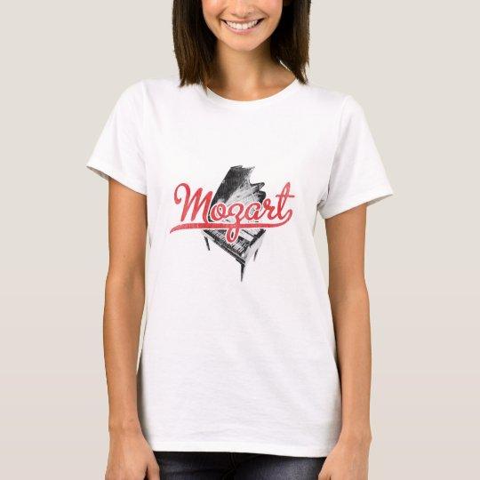 Mozart - Austrian Composer Musician T-Shirt