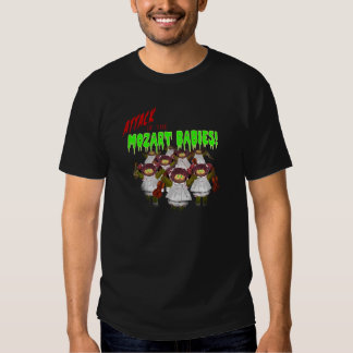 MOZART Babies! Tee Shirt