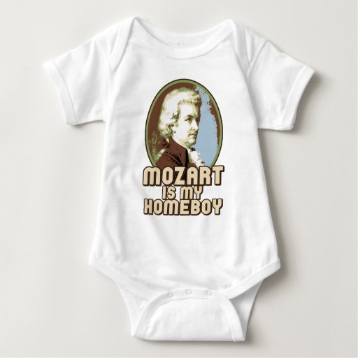 Mozart Baby Bodysuit