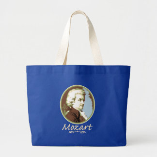 Mozart Tote Bags
