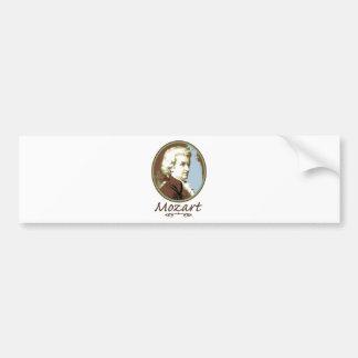 Mozart Bumper Sticker