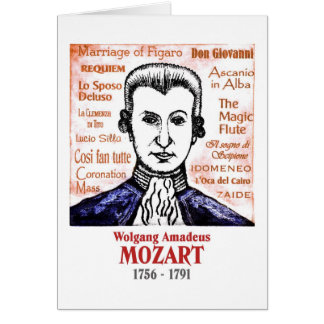 Mozart Card