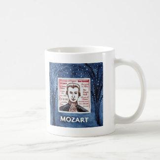 Mozart Coffee Mug
