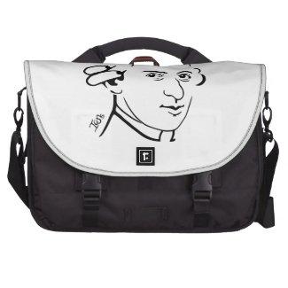 Mozart Commuter Laptop Bag