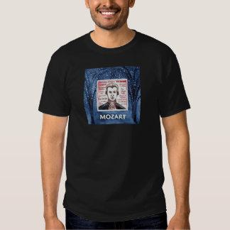 Mozart dark T-shirt
