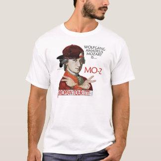 Mozart European Tour Shirt (Men''s Light Front)