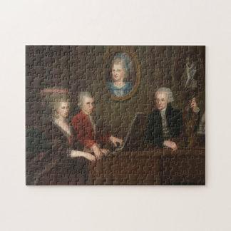 Mozart Family Puzzles