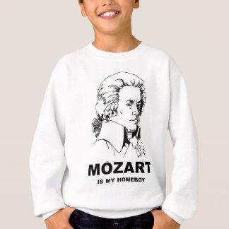 Mozart Is My Homeboy Sweatshirt