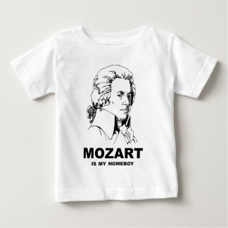 Mozart Is My Homeboy T Shirts