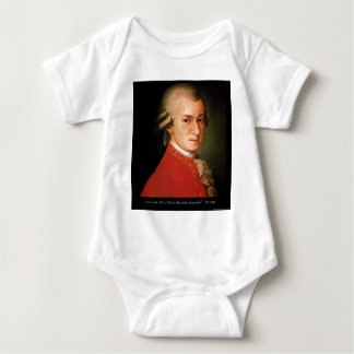 """Mozart """"Love Love Love"""" Quote Gifts & Collectibles T Shirt"""