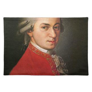 Mozart Manteles Individuales
