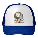 Mozart Mesh Hats
