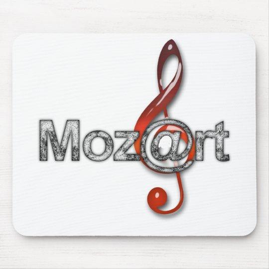 mozart mouse pad