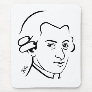 Mozart Mousepad Alfombrillas De Ratones