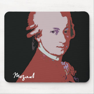 Mozart Mousepad Tapetes De Ratones